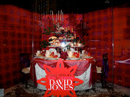 David Jones Christmas Window Decorations by Christmas In Sydney Australia Leonard Epstein Photography