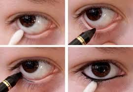 Eyeliner Spidol Murah saya bandingkan 3 eyeliner yang bagus dan ini hasilnya