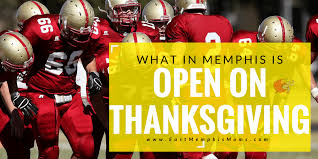 what s open on thanksgiving day east