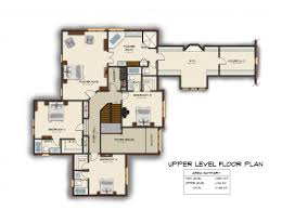 the concord custom home plan 5 bedroom 3 1 2 bath floor plans