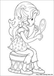 precious moments coloring picture precious moments