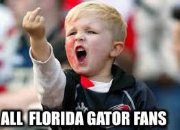 Florida Gator Memes - meme creator all florida gator fans