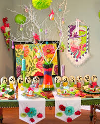 easter home decorating ideas awesome easter centerpiece ideas with white motive teapot
