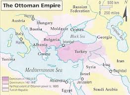 The Ottoman Turks Istanbul During The Ottoman Empire