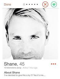 Seeking Tinder Trailer Shane Warne Don T Believe It S Me On Tinder Telegraph