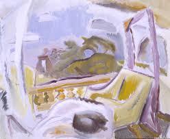 balcony at cambridge u0027 ivon hitchens 1929 tate