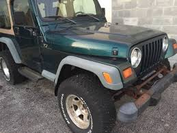 1980s jeep wrangler for sale used jeep wrangler 5 000 for sale used cars on buysellsearch