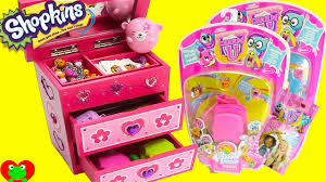 diy treasure chest by melissa and doug with charm u shopkins and