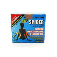 obat impotensi dan ejakulasi dini spider grosir obat kuat