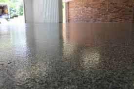garage epoxy chip floor edmond ok gallery owens concrete