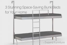 Photos Of Bunk Beds 3 Stunning Space Saving Bunk Beds Expand Funiture