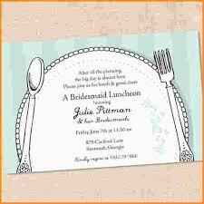 bridal luncheon invitations wording 8 luncheon invitation mac resume template