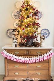 tabletop christmas tree tabletop christmas tree easy fast festive on sutton place