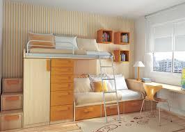 bedroom full size brown transitional varnished solid wood kids