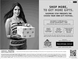 shoppers stop gift card 10 shoppers stop presents discount voucher worth rs 500 on shopping