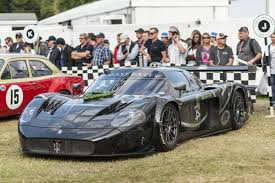 maserati mc 12 maserati highlights at goodwood festival of speed 2014