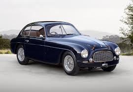 Ferrari California 1950 - coachbuild com touring ferrari 166 inter berlinetta 043s 1950
