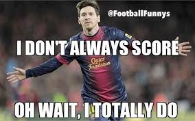 Messi Memes - soccerly