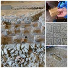 Fishbourne Roman Palace Floor Plan by Fishbourne Roman Palace The Soup Dragon Says The Soup Dragon Says U2026