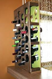 wine rack industrial wine rack cart industrial style wine racks