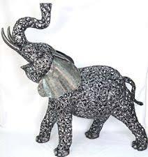 metal garden statues ornaments ebay