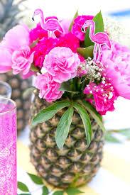 Printable Hawaiian Decorations 73 Best Flamingo Party Images On Pinterest Flamingo Birthday