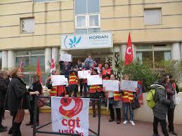 groupe korian si e social korian en grève pour la bientraitance matin