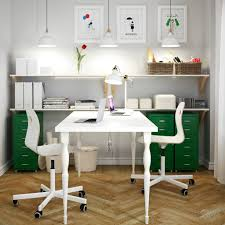 home design ikea office ideas with cool lighting and luxury