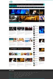 web design news news24 a 4 in 1 news and magazine theme by the webdesign