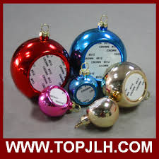 blank ornaments to personalize topjlh wholesale personalized blank christmas ornaments buy