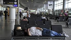 what to do if your thanksgiving flight is delayed or canceled