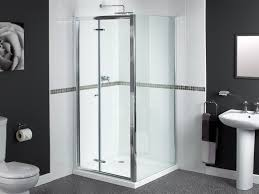 Frameless Bifold Shower Door Best Frameless Bifold Shower Door Bed And Shower Frameless