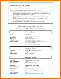 resume format for graduates 5 student cv template south africa packaging clerks student cv template south africa a cv format