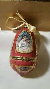 Mr Christmas Ornament - mr christmas musical madonna u0026 child egg ornament valerie parr