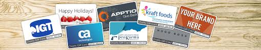branded gift cards customized redemption a better gift a better world