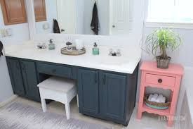 painted bathroom cabinets diy tips for how to paint kitchen u0026