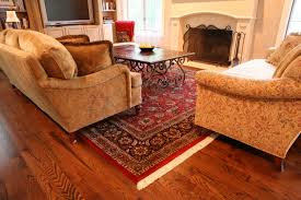 Brown Red And Orange Home Decor Flooring Appealing Lowes Rug With Red Leather Ikea Sectional Sofa
