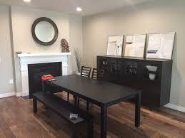 andover custom dining table modern custom dining tables modern