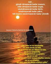 sprüche auf türkisch türkische sprüche für herz seele