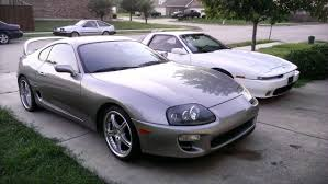 lexus is300 vs toyota supra supras are rare this one is extremely rare 1998 quicksilver