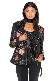 black and gold motorcycle jacket lpa jacket 58 in black revolve