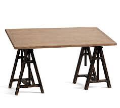 Draft Table Francisco Draft Desk Pottery Barn