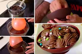 comment cuisiner des coques comment faire des coques en chocolat avec un ballon la recette