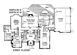 3500 4000 Sq Ft Homes House Plan 92048 At Familyhomeplans Com