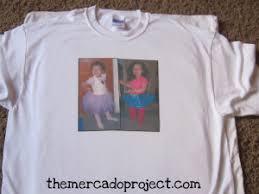 diy iron on transfer t shirt themercadoproject