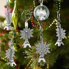 christmas ornament favors aytai 50 set christmas tree decorations hanging ornaments eiffel