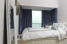 Gold Bed Cushions How To Make A 370 Sq Ft Hong Kong Flat Seem Roomy Post Magazine