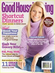 goodhousekeeping com gwyneth paltrow covers good housekeeping february 2011 photo