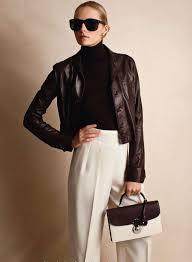 light brown vest womens women s dark brown leather blazer dark brown turtleneck white