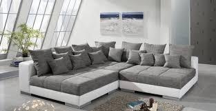 sofa l form imposing big sofa l form details about u shaped leather matera